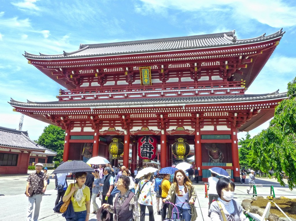 Le Japon accueille un nombre de record touristes en 2018