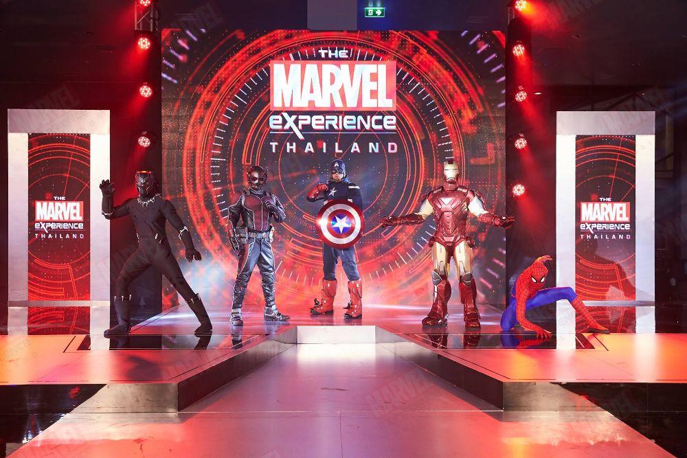 Le parc à thème Marvel de Bangkok en faillite 7 mois après son ouverture
