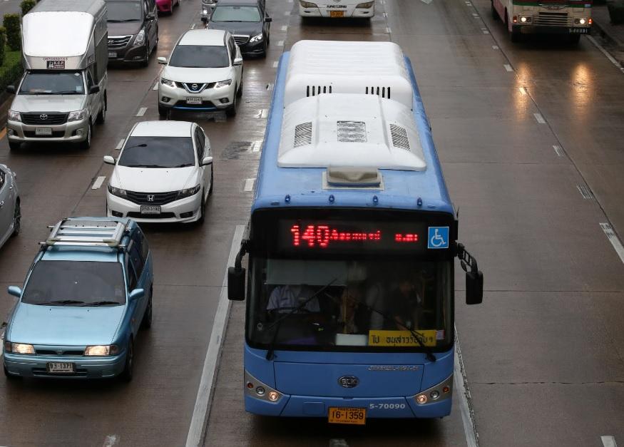 Bangkok : 3 lignes de bus touristiques sur le point d'être lancées
