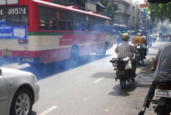 """Pollution : la Thaïlande veut être mieux préparée pour lutter contre le """"smog"""""""