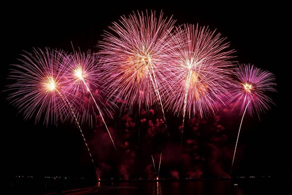 Pattaya : programme du festival international de feux d'artifice 2019