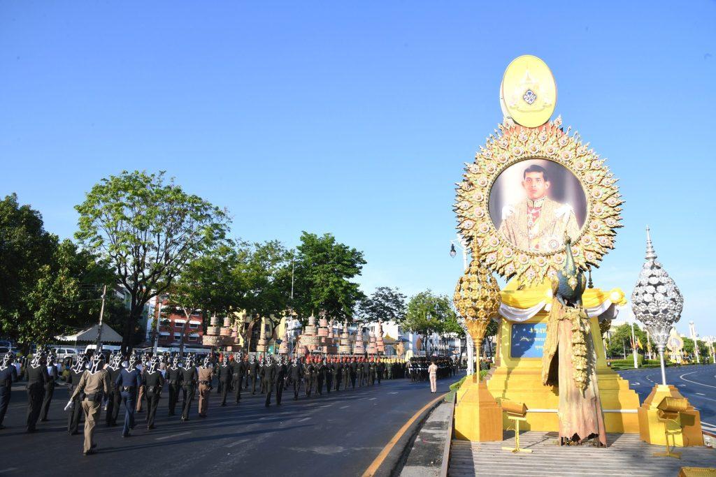 Le Roi de Thaïlande sera couronné le week-end prochain à Bangkok lors de cérémonies très élaborées