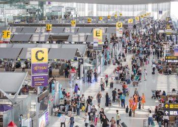 Songkran : 3 millions de voyageurs attendus dans les principaux aéroports de Thaïlande