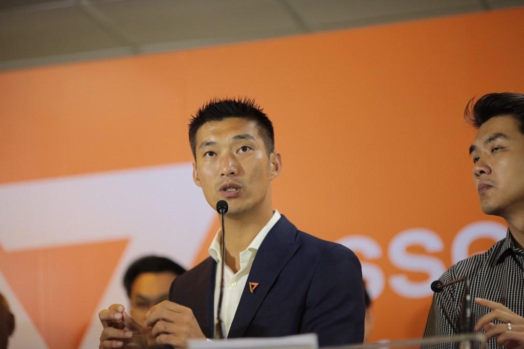 Thaïlande : le leader du Future Forward poursuivi pour sédition