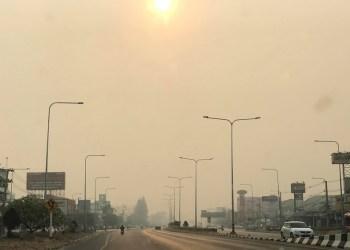 La pollution nuit aux réservations d'hôtels et au secteur du tourisme dans le nord de la Thaïlande