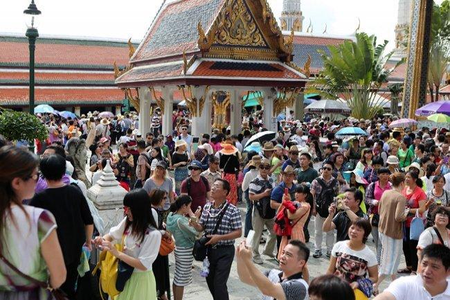 Les touristes indiens viennent combler le vide laissé par les Chinois en Thaïlande