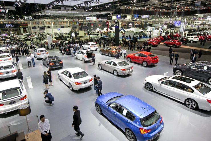 Les ventes de véhicules neufs en Thaïlande progressent au premier semestre