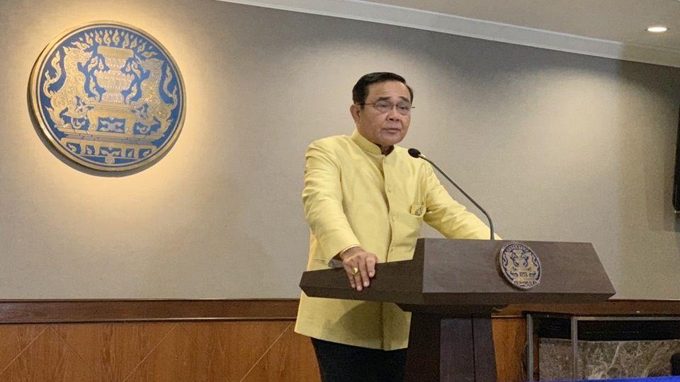 Thaïlande : Prayut et son nouveau gouvernement présentent leurs orientations au Parlement