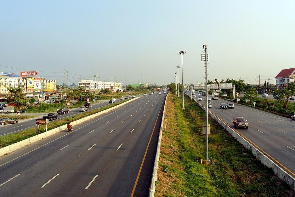 Thaïlande : quatre routes retenues pour tester des limitations de vitesse plus élevées