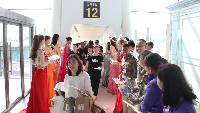 Les arrivées de touristes chinois en Thaïlande augmentent de 31 % en septembre par rapport à 2018
