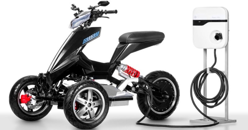 Sway Is An All Electric Tilting Trike That Combines Thrill And Maneuverability With Increased Ility Performance A Comfortable Fit Easy
