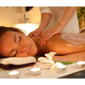 Aromatherapy massage napier