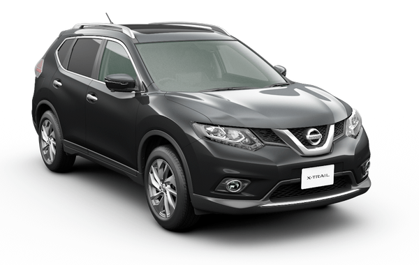 nissan x-trail black star