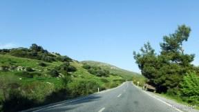 Estrada para Selçuk