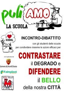 manifesto_puliamolascuola