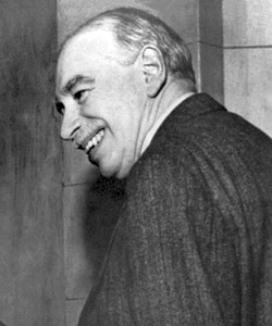 John Maynard Keynes (via Wikipedia)