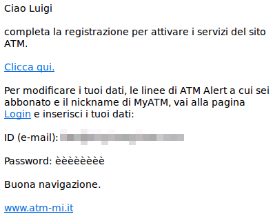 ATM Mail