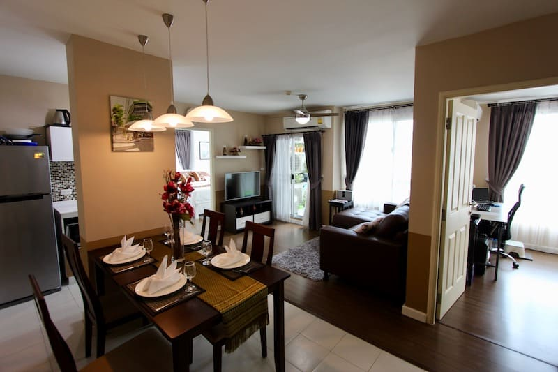 2 bedroom condo for sale in Hua Hin Thailand