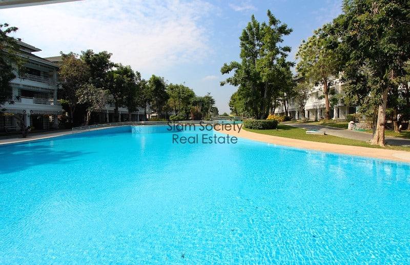 Baan Sa Suan Kao Takieb for Rent