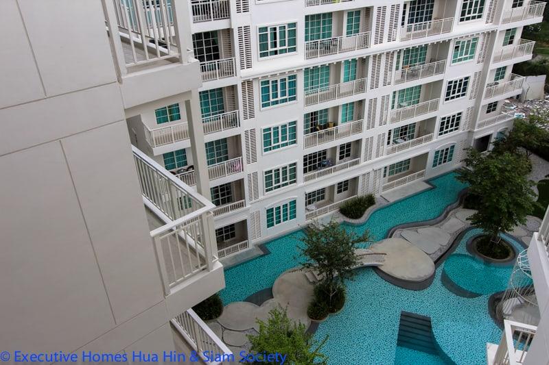 Summer Condo For Rent In Kao Takieb