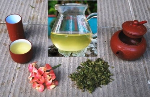 Exploration of Wild Spring Long Jing green tea