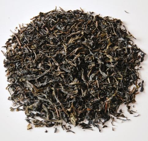 """Shan Tea"" - northern Thai sheng Pu Erh tea after 2 years of ripenening"