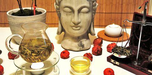 """Anji Bai Cha Green Tea / """"Anji White Tea"""" celebrated in my Gong Fu Cha"""