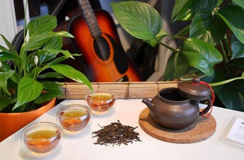 Japanese Hojicha Tea, celebrated