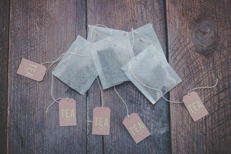 The ultimate fate of most mass tea blends – the tea bag