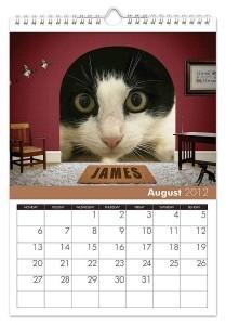 Calendar personalizat