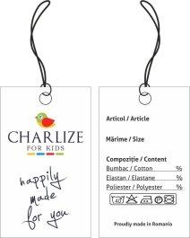 Eticheta carton Charlize for Kids