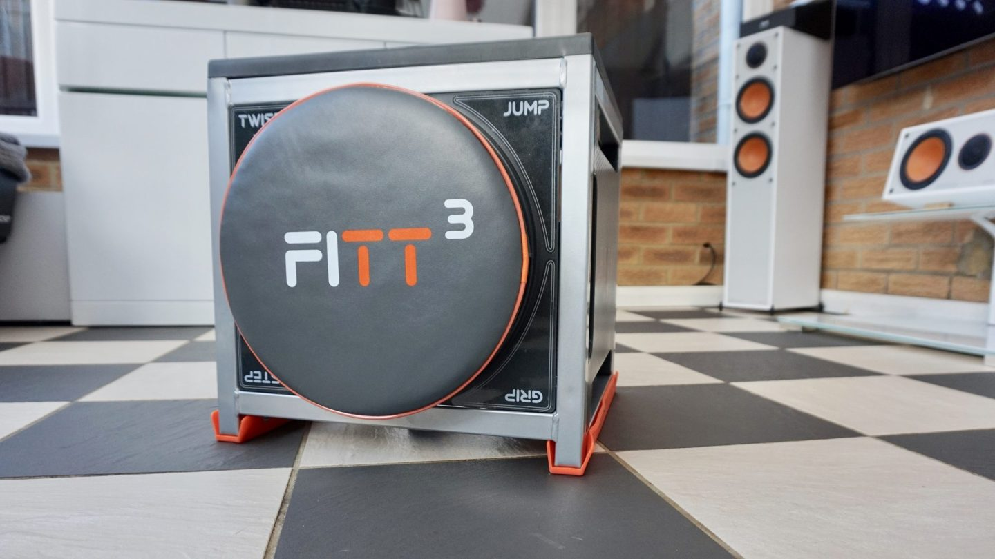 FIIT CUBE  - High intensity workout equipment with over 100 exercise variations