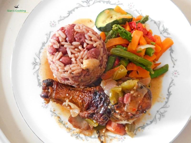 Rice & Peas Recipe, Jamaican Style