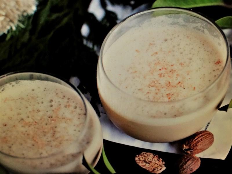 Chef Sian's Irish Moss Drink Recipe