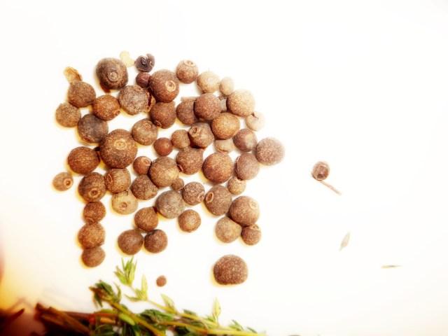 allspice aka pimento berries