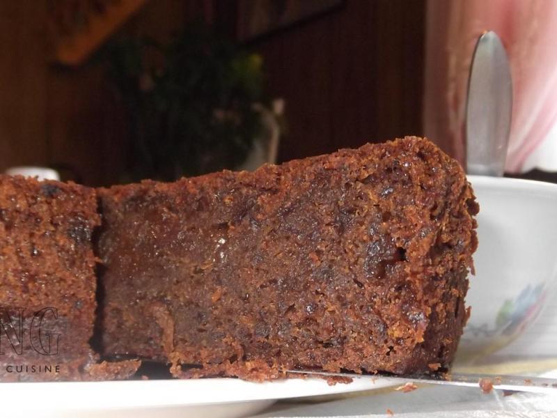 Caribbean 'Jamaican' Black Cake Recipe