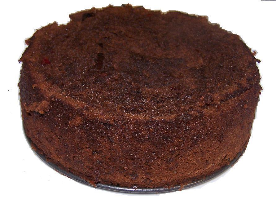 Fruit Cake Pour Rum