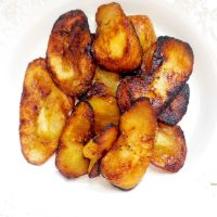 Fried Plantain