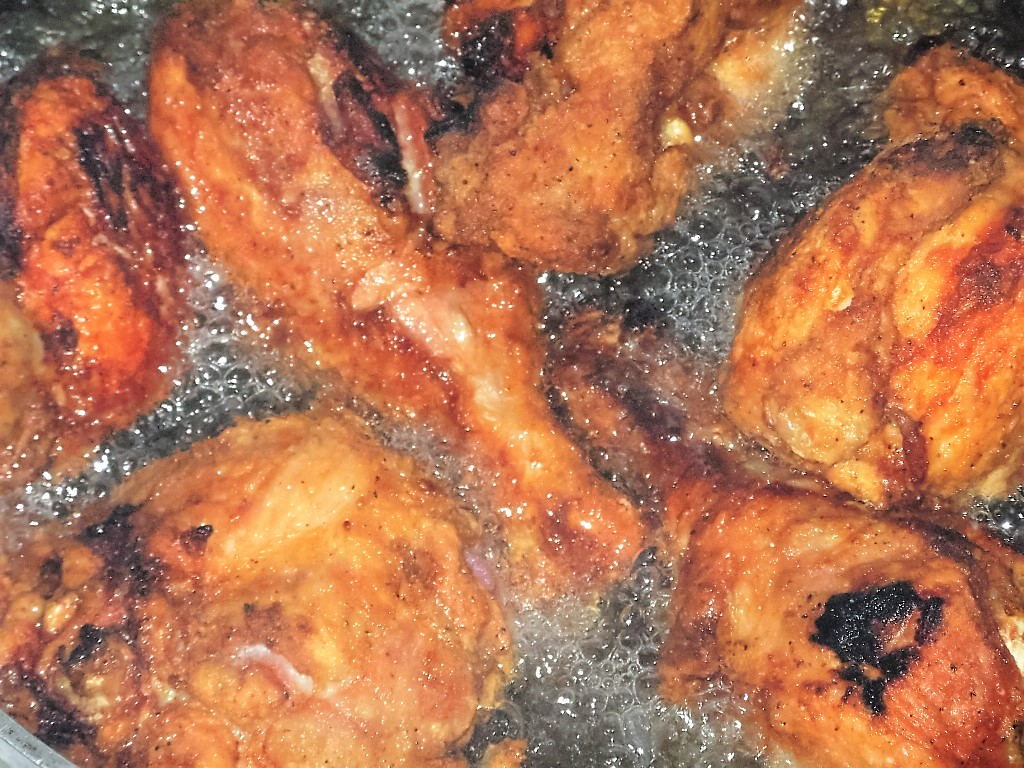 fried chicken recipe jamaican style