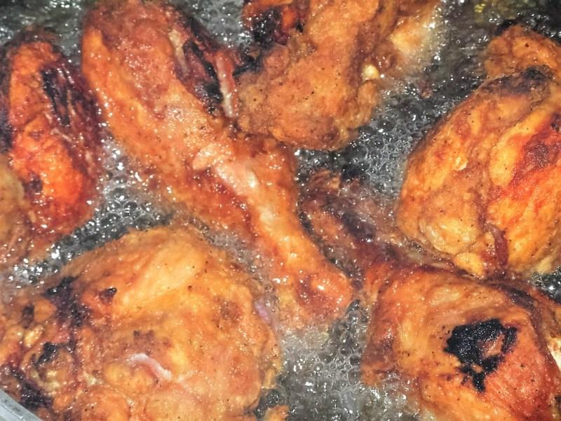 Fried Chicken Recipe, Jamaican Style