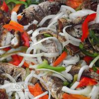 Escovitch Fish (Jamaican Fried Fish)