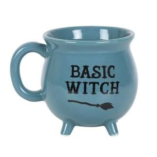 basic witch cauldron light blue
