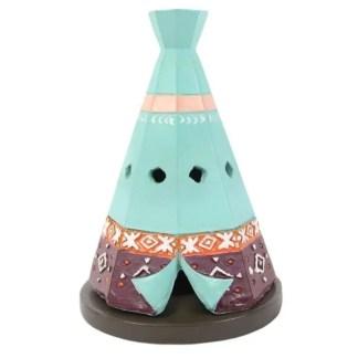 teepee incense holder