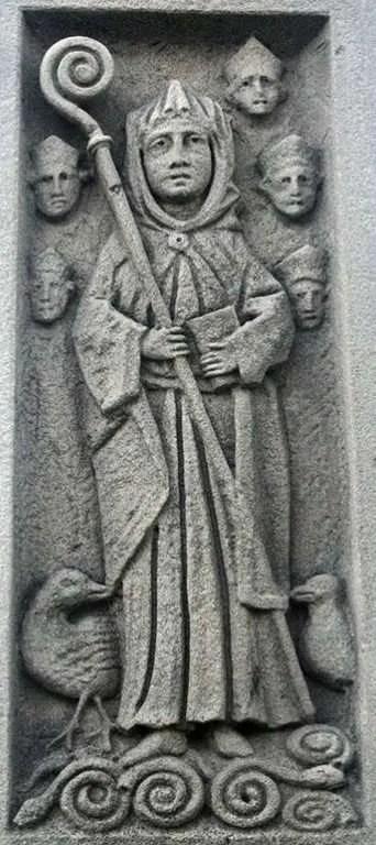 St hilda monument