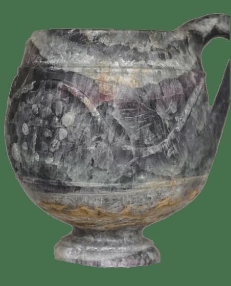 Barber cup British museum