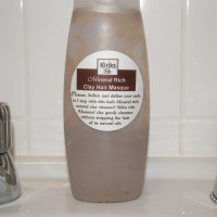 Product Review- Kinks by Shea Decadence Mineral Rich Clay Hair Masque.
