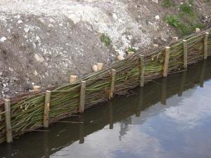 Entretien riviere fascinage