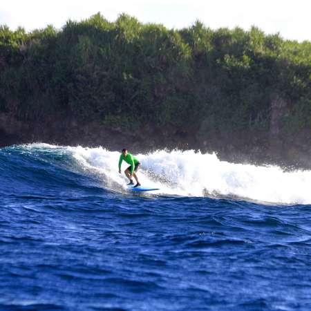 Серфинг Сиаргао Филиппины