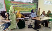 Napi Perempuan Rutan Klas II B Padang: Terima Kasih Aisyiyah atas Binaannya