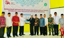 Soft Launching Badan Waqaf Mikro Syariah Alkautsar, OJK Taruh Harapan Besar pada PPM Alkautsar